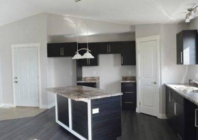 Kitchen 3 Cold Lake Home Build